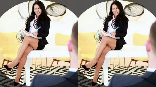 morgan lee boss ceo VR porn xxx