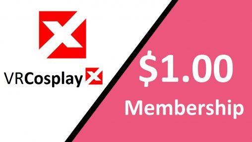 VRcosplayX discount