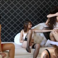 Valentine's surprise 3D porn This Valentine's day Jasmine Jae, Zoe Parker, Ziggy Star, Stassi Sinclair and Cece Capella