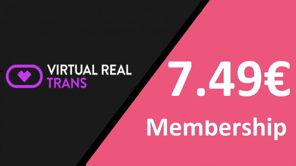 virtual real trans free vr porn