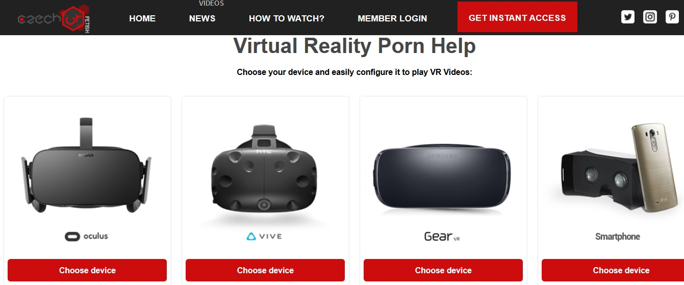 fetish vr porn devices