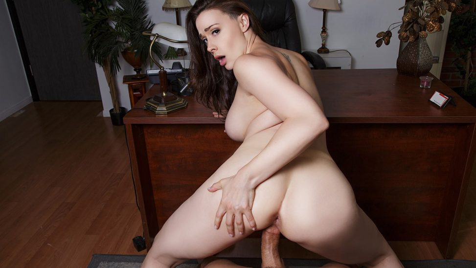 chanel preston ride your cock in vr