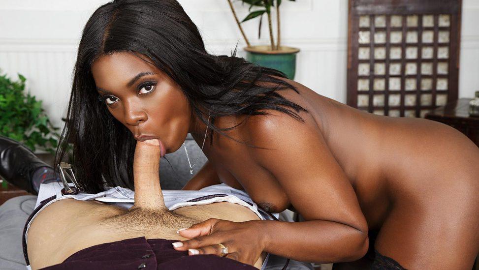 ebony vr porn