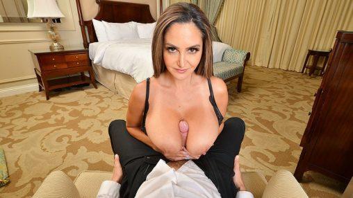 big tits vr