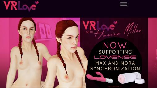 VRlove porn game