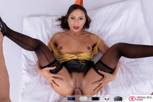Vr Porn Cassie Del Isla10