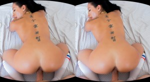 tattoed asian girl fucked