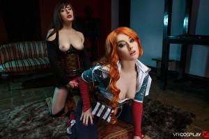 the-witcher-yen--triss-a-xxx-parody-lesbian-324016 2